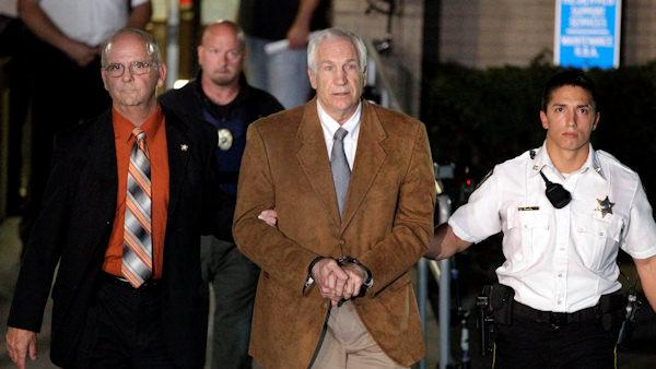 ABC to interview Sandusky abuse case's Victim 1