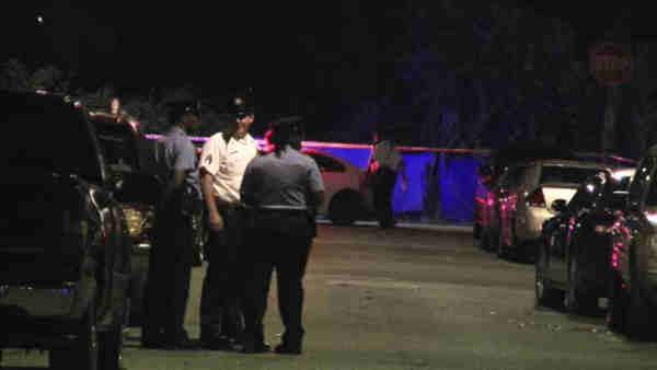 1 dead, 3 hurt in East Falls block party shooting