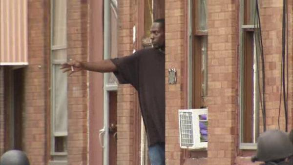 Standoff comes to violent end in North Phila.