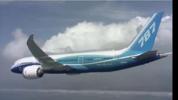 Boeing introduces the new Dreamliner jet