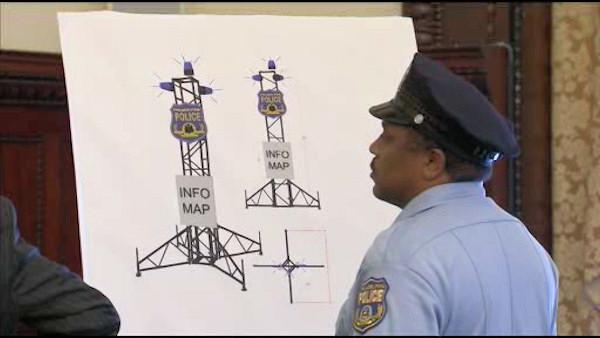 Phila. police stepping up security for July 4th