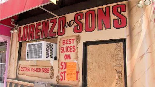 Lorenzo and Sons Pizza vows to rebuild