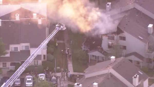 8 families displaced in Voorhees fire