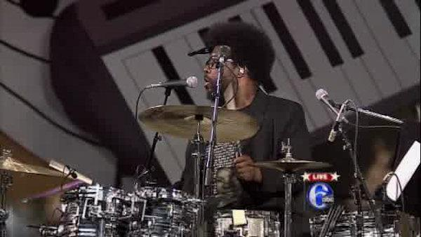 Welcome America 2012: The Roots perform