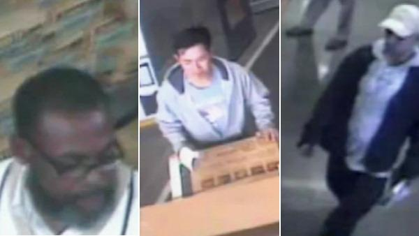 3 men wanted in S Phila. $100K ID theft