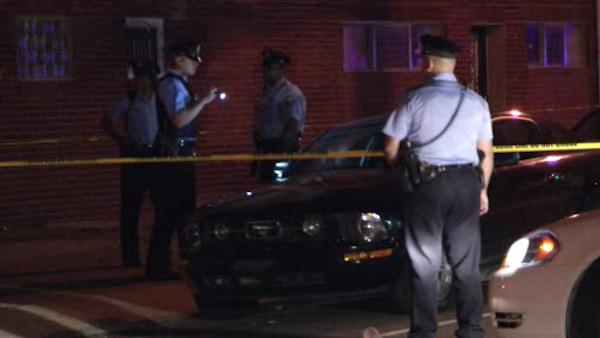 Police: Gunfire erupts outside baby shower