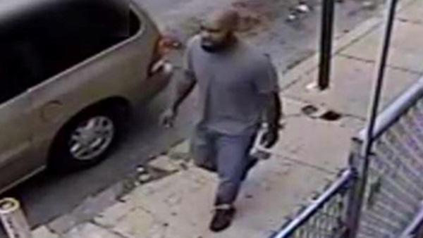 Taser wielding man wanted for Olney robbery