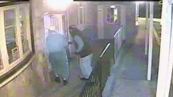 Drugstore burglars caught on camera in Bucks County