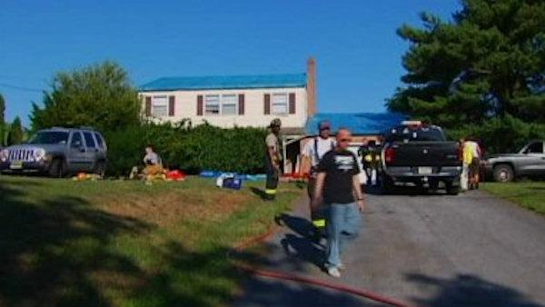Pa. woman trapped in water, sewage for 3 days
