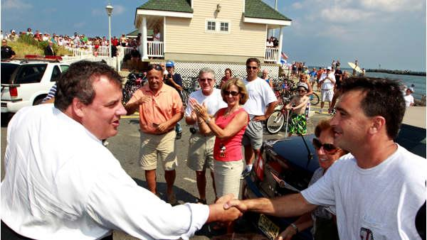 Christie continues tax relief tour at shore