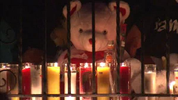 Overbrook community mourns teen murder victim