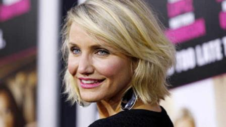 FILE - In this May 14, 2012 file photo, Cast member Cameron Diaz poses at the Los Angeles premiere of the film What to Expect When Youre Expecting, in Los Angeles. HarperCollins announced Wednesday, Aug. 8, 2012 that the star of Charlies Angels, Theres Something About Mary and other films has an agreement with the publisher for a book on health and wellness. Diazs book is currently untitled and scheduled for publication in the fall of 2013. (AP Photo/Danny Moloshok, File)
