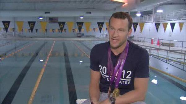 Olympic medal winner returns home to Havertown