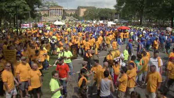 In Philly, organized labor to rally for workers