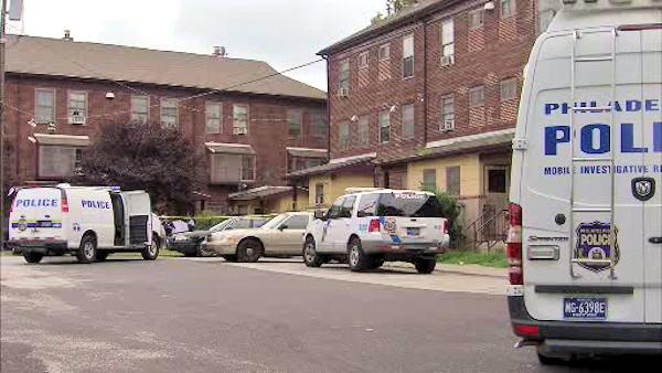 Deadly shooting at PHA development in Hunting Park
