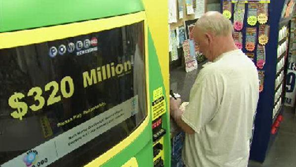 There is at least one winning powerball ticket