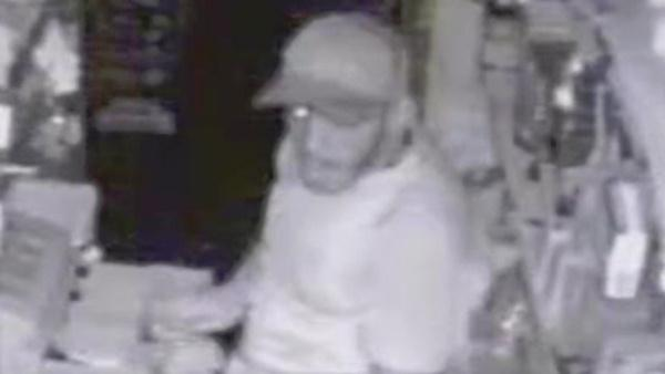 Kensington burglary suspect caught on camera