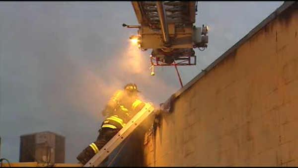 Fire erupts for the 2nd time at Delaware restaurant