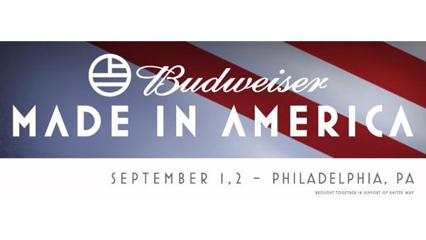 Phila. street closures for Made in America Festival