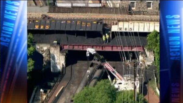 Friends killed in Maryland train derailm