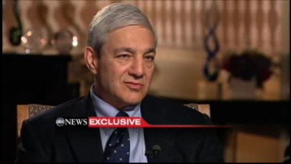 ABC News interviews Graham Spanier