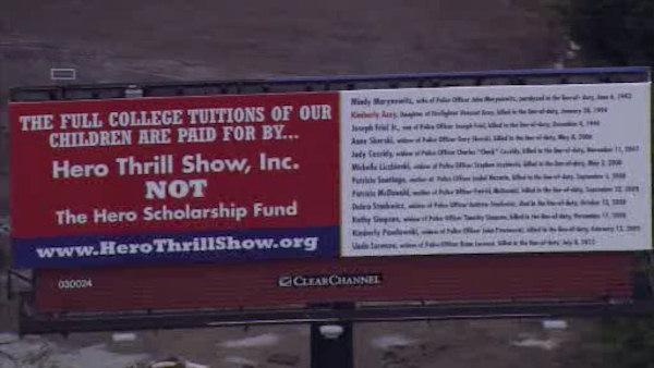 Tensions over Hero Thrill Show scholarships (Part 1)