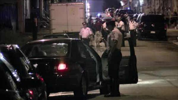 Man wounded in police-involved shooting in N. Phila.