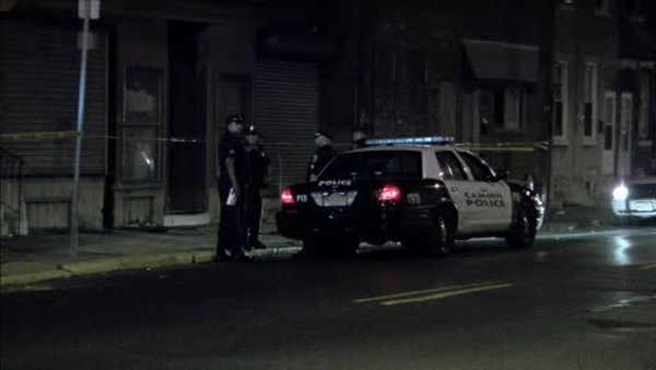 Teen dies in Camden shooting