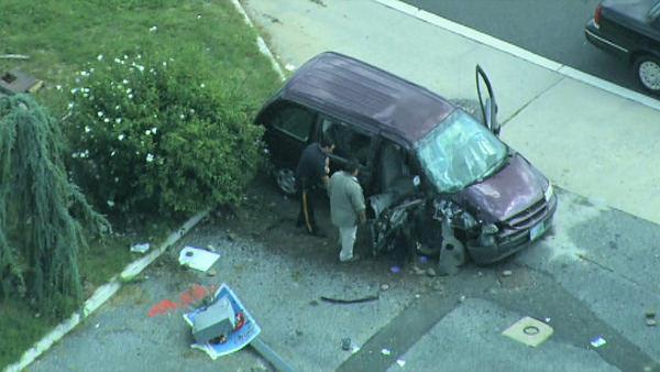 Wife charged in NJ crash that killed husband