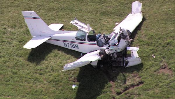 Millville Airport plane crash