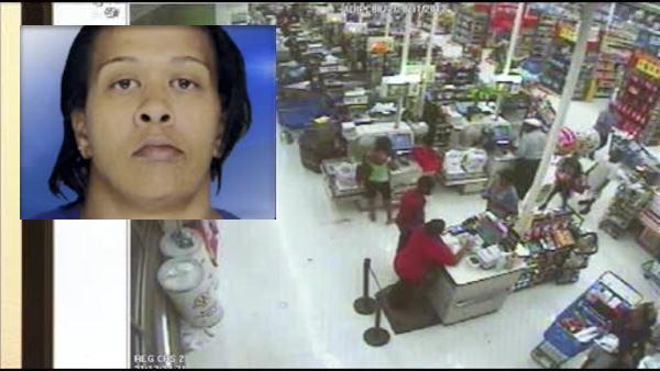 Police: Delco mom used girl, 10, to shoplift