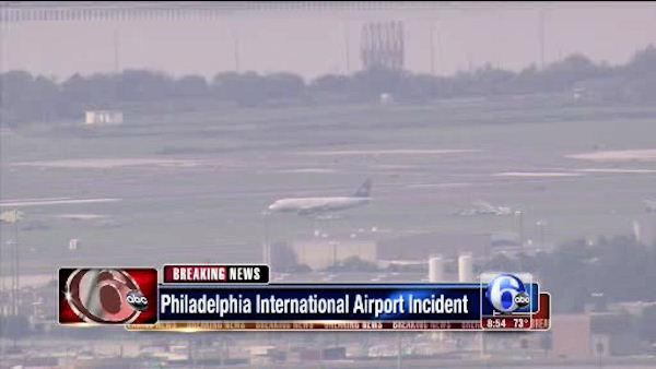 From Action News: Phila. Airport security incident