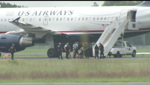 Man in custody after Philadelphia International Airport security incident