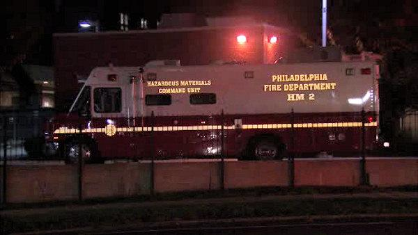 Hazmat crews called to VA Hospital for chemical leak