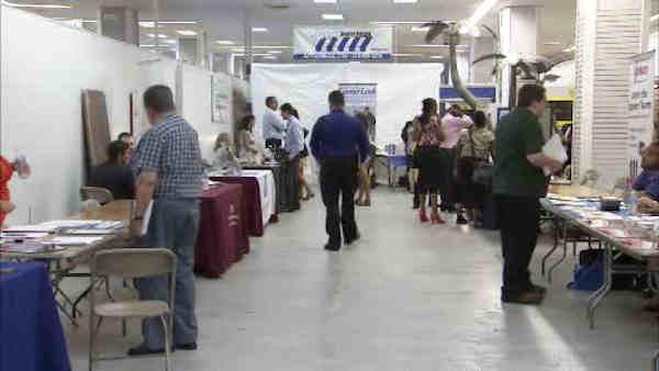 Bucks Co. job fair helps military veterans