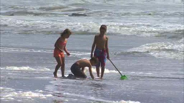 Rip currents a real concern at Jersey Shore