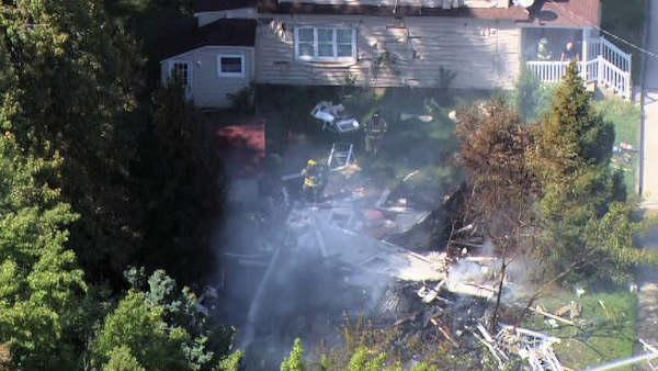 Gloucester County house explosion