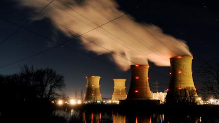 The Three Mile Island nuclear power generating station, shown here Monday, March 28, 2011 in Middletown, Pa.. TMI was the scene of the 1979 meltdown of the Unit 2 reactor, the worst nuclear power plant disaster in the United states. (AP Photo/Bradley C Bower)