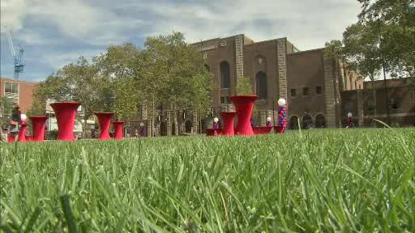 'Shoemaker Green' opens at Univ. of Penn
