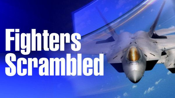 AP: Fighter jets scrambled over central NJ for airspace violation