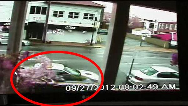 SUV that struck child in Wilmington, Del. caught on camera