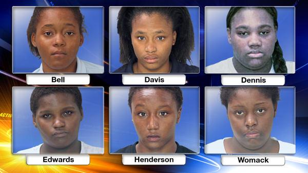 Teens charged in woman's videotaped beating ID'd