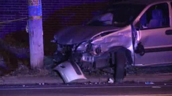Police: DUI driver crashes into beer distributor