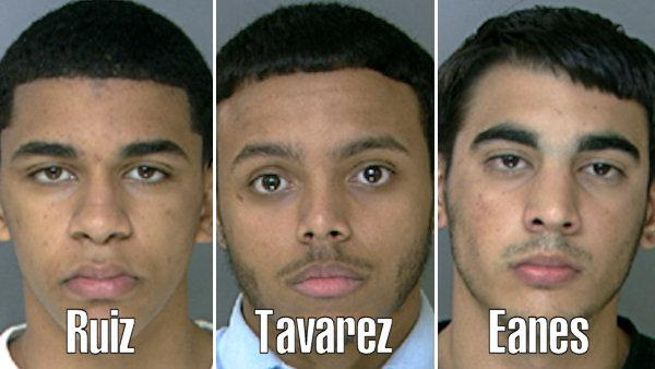 3 arrested, ID'd in NE Phila supermarket beating
