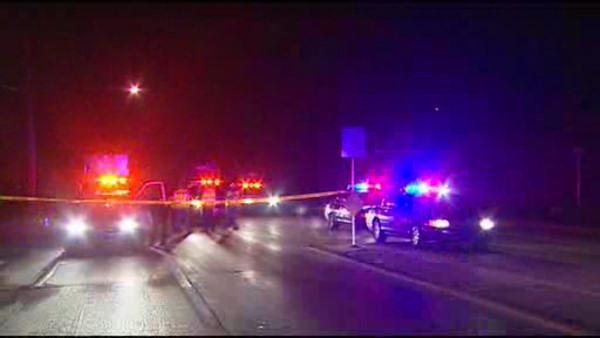 Pedestrian struck, killed in Del. hit-and-run