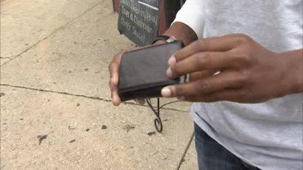 Good Samaritan sought for returning wallet