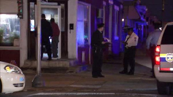 Man shot in West Philadelphia barbershop