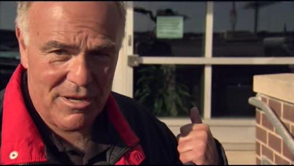Former Pa. Governor Ed Rendell reacts