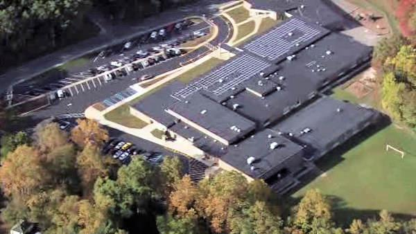 Lockdown lifted at 2 Camden Co. schools