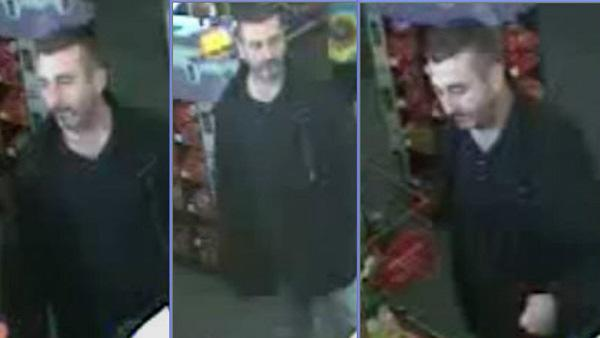 NJ robbery suspect hits 3 stores in 48 hours